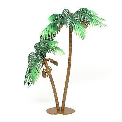 how to make a palm tree out of fondant
