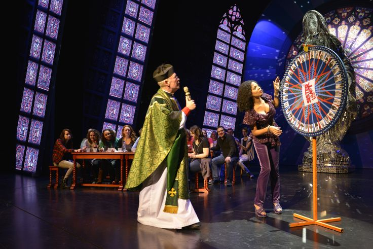 Fandag 1 jarig bestaan Sister Act   Bingo met Frans Mulder en Carolina Dijkhuizen