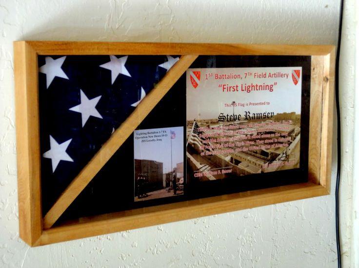 Best 25 flag display case ideas on pinterest shadow box for Shadow box plans pdf