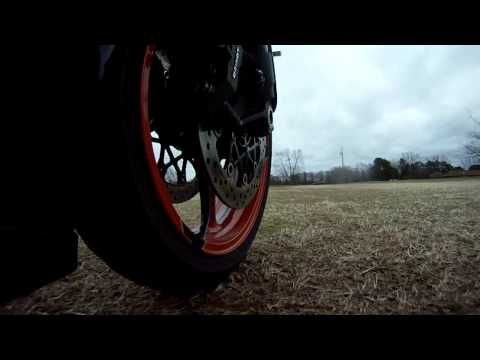 Powder coating Suzuki GSXR 1000 wheels
