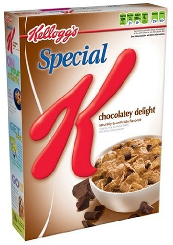 Special K Chocolatey Delight, great tasting breakfast or snack 1/2 cup only #GotItFree #ImABzzAgent
