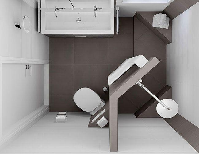 25 beste idee n over kleine kelder badkamer op pinterest kelder badkamer kleine badkamer - Ruimte lay outs ...