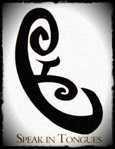 Shadowhunter Runes: Speak in Tongues (Dos Lenguas/Discurso)
