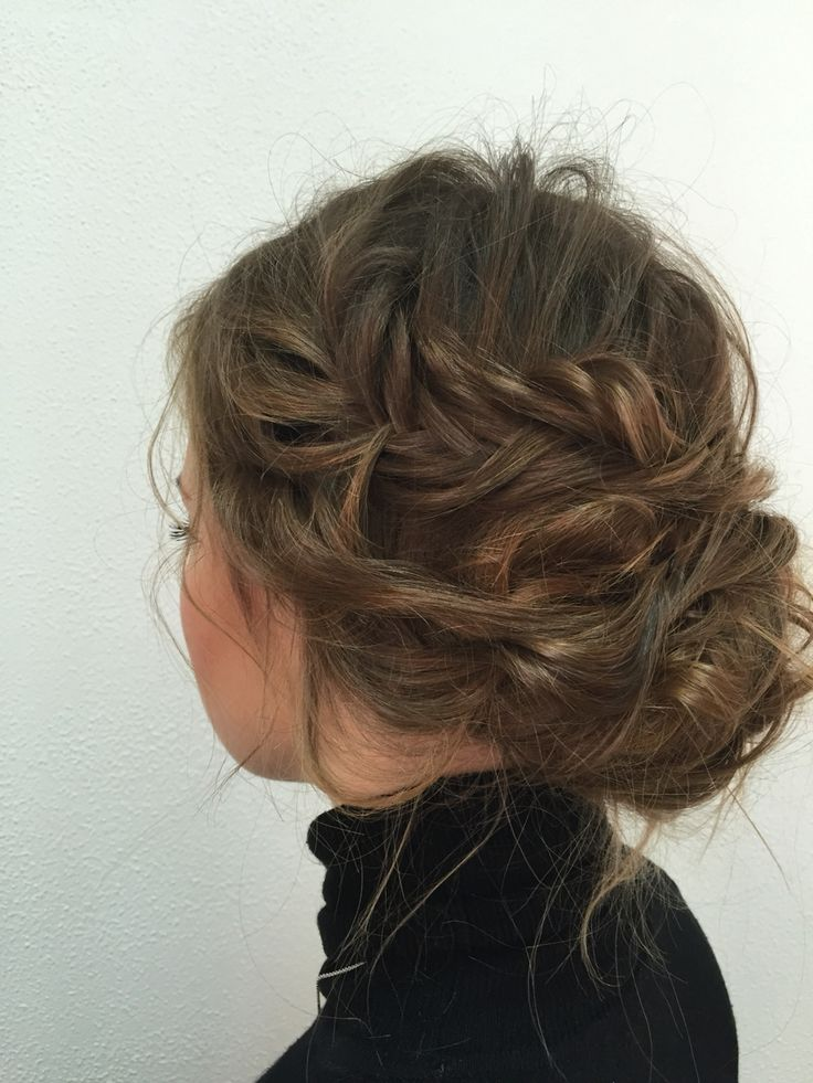 Hairdo with salt spray #прическа #одесса #hair #odessa