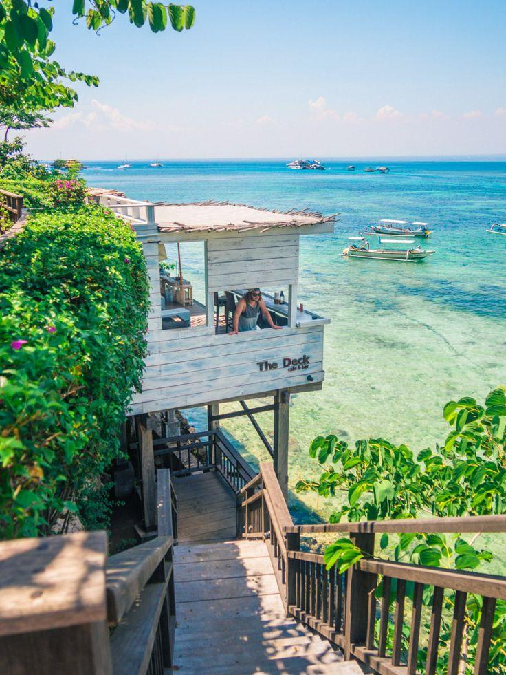 Stunning The Deck Nusa Lembongan Restaurant Review