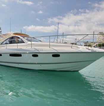 Atlantis 42 is in very good condition and well-maintained by the owner. A well designed boat and the perfect weekend cruiser