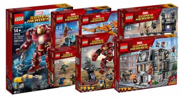 Les Nouveautes Lego Marvel Avengers Infinity War Sont Disponibles En Avant Pour Une Grosse Louche Lego Marvel Lego Marvel Super Heroes Lego Marvel S Avengers