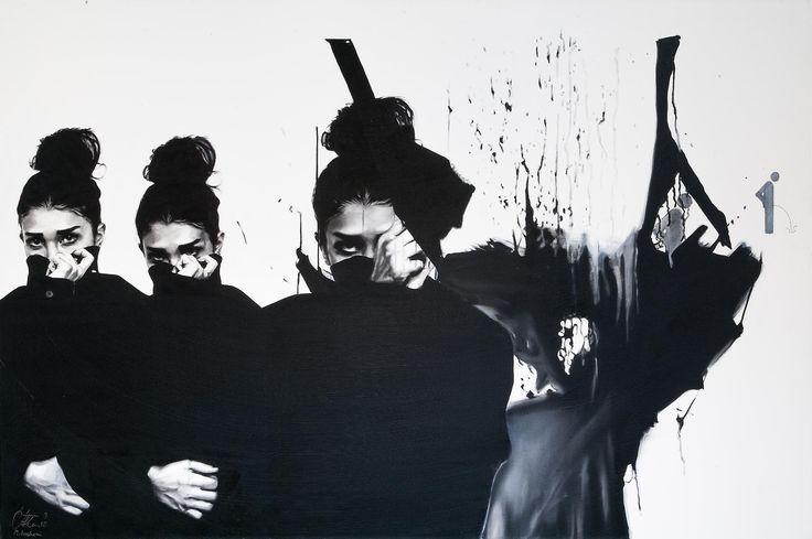 Afshin Pirhashemi, The Wrong Women | Ayyam Gallery, Beirut