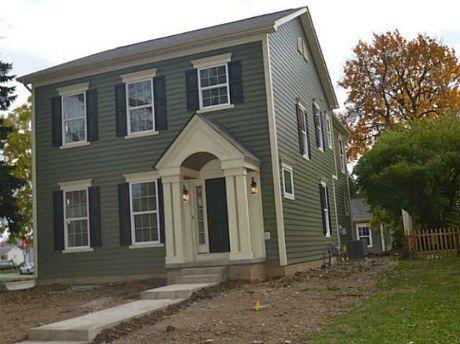 49 best House color ideas images on Pinterest | House facades ...