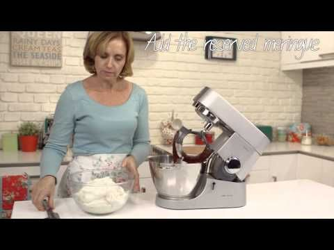 Chocolate Mousse | Kenwood Chef | Recipe - YouTube