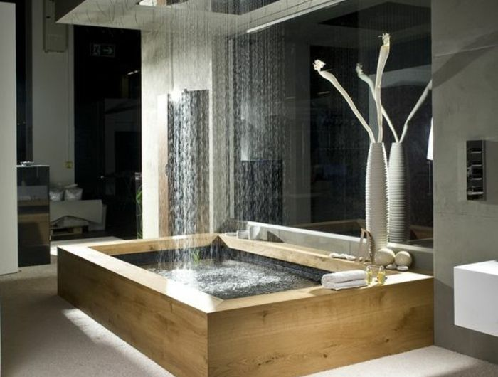 The 25 best agencement salle de bain ideas on pinterest for Agencement salle de bain 3m2