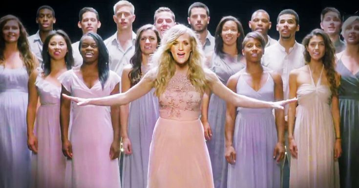 Carrie underwoods newest chart topper something in the