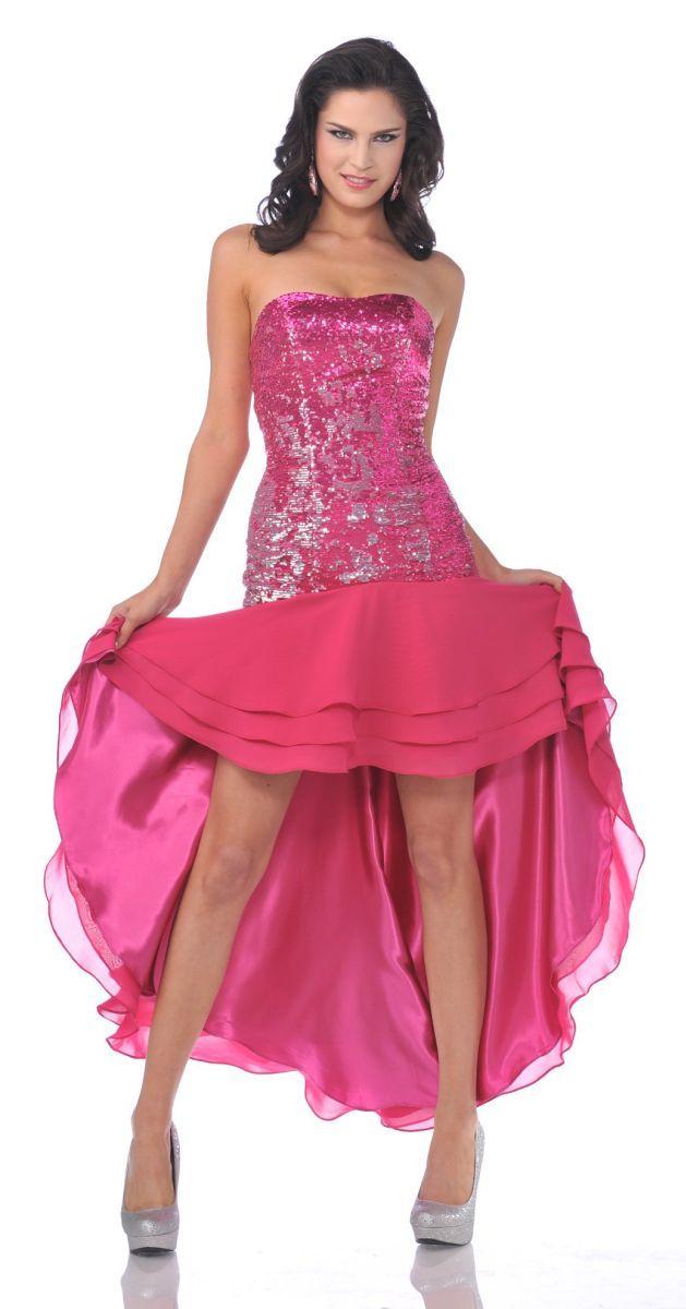 Mejores 94 imágenes de Strapless Formal Gown en Pinterest | Vestidos ...