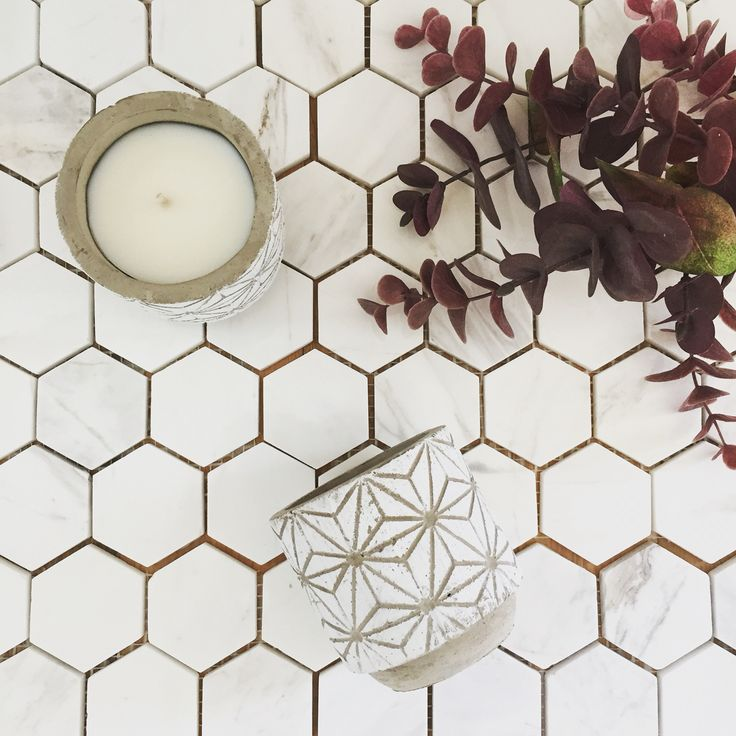 Concrete Soy Candle