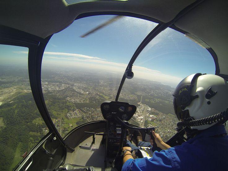 Skyline Aviation Group - Helicopter Pilot Training