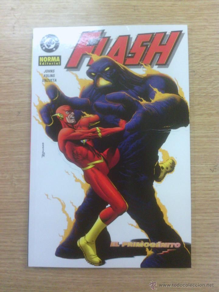 FLASH EL PRIMOGENITO $5.5