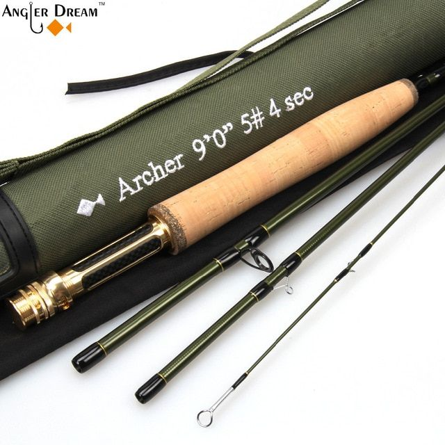 3 4 5 8 Wt Fly Rod Fast Action 36t Carbon Fiber Graphite Im10 7 5 8 3 9ft Fly Fishing Rod With Cordura Tube Review Fly Rods Fly Fishing Rods Fishing Rod