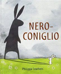 l'officina delle favole: NERO-CONIGLIO: venerdì del libro