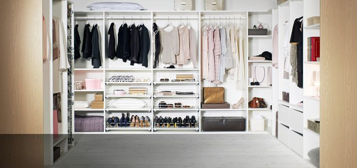 Mirro dressingroom och walk in closet http://www.mirro.se/hem/