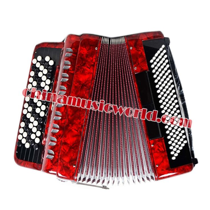 1761.30$  Buy now - http://alixhv.worldwells.pw/go.php?t=32701450953 - Afanti Music 70 keys 120 Bass Button Accordion (AJB-009) 1761.30$