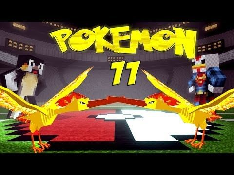 "PIXELMON: Minecraft Pokemon Mod EP 11 ""MOLTRES RIDER"" - YouTube"