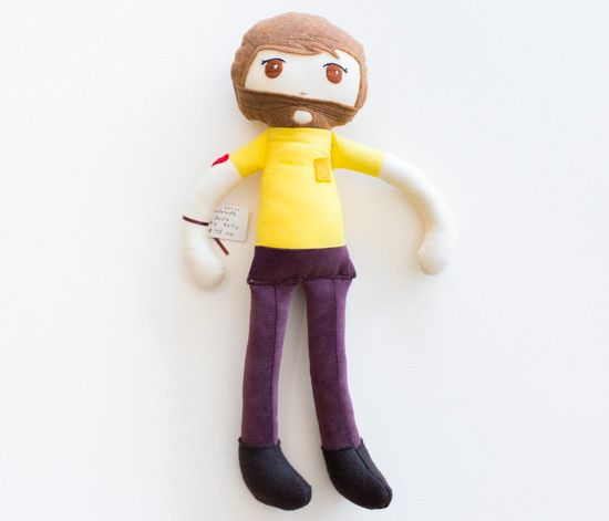 Handmade Dolls by Kellie – Doll 1