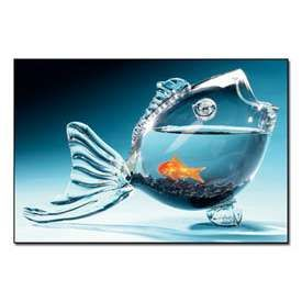 17 best images about cool fish tanks on pinterest for How much is a fish tank