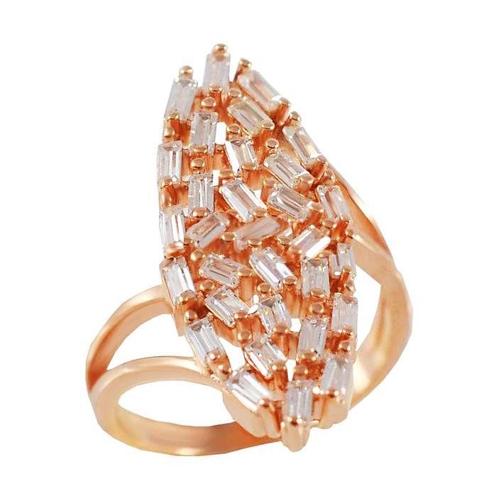 ES252 -Ασημένιο δαχτυλίδι