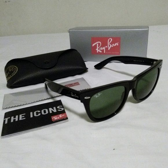 authentic ray ban wayfarer for sale