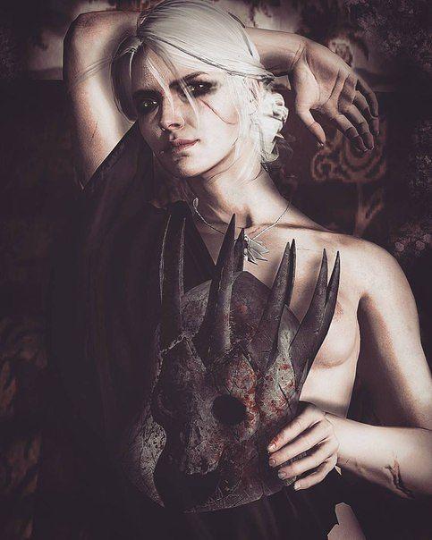 """Mi piace"": 841, commenti: 3 - The witcher arts (@the.witcher.arts) su Instagram: ""Author: @jack_kraven2a #Цири #Witcher #WildHunt #Fantasy #FanArt #Ведьмак #ДикаяОхота #Фэнтези…"""