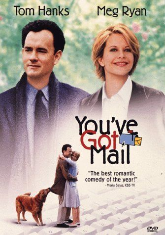 """You've Got Mail"" - Love Nora Ephron screenplays"