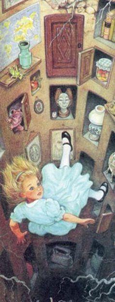 Pierre Kuron | ILLUSTRATION | Alice's Adventures in Wonderland