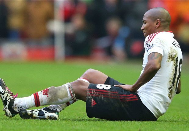 Ashley Young to undergo operation on 'severe groin injury'