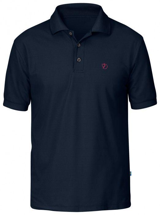 Crowley Piqué Shirt - 600 kr. http://www.fjallraven.dk/crowley-pique-shirt