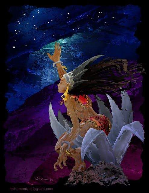La diosa del pulque, ¡tienes que conocerla! -  Fue la esencia mexica del maguey, y por extensión, de la embriaguez. Es una de las diosas relacionadas con la tierra, y en ese sentido, está hermanada con otras como Tonantzin (madre de todas las esencias), Cihuacóatl (la patrona de las mujeres muertas en el parto) y Tlazoltéotl (la señora comedora de inmundicias, que tal es el significado de su nombre). Se llama Mayahuel y en tanto que diosa del mundo vegetal, es también una esencia de la…