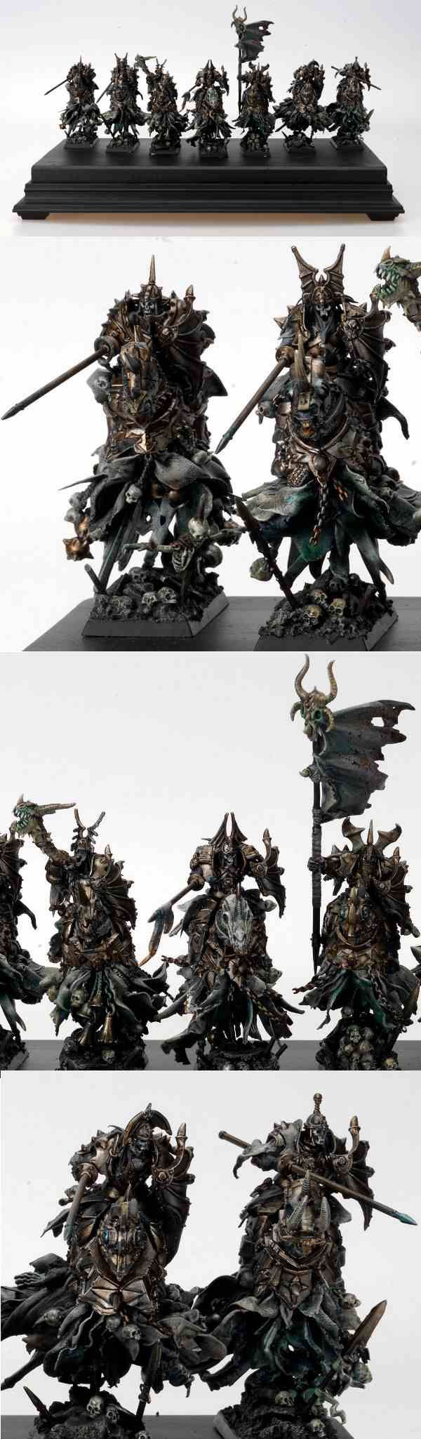 Vampire Counts - Black Knights