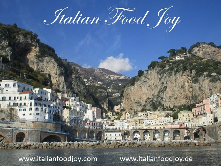 #Amalfi beatutiful place in #Italy  #Italian #Food Joy www.italianfoodjoy.de www.italianfoodjoy.com