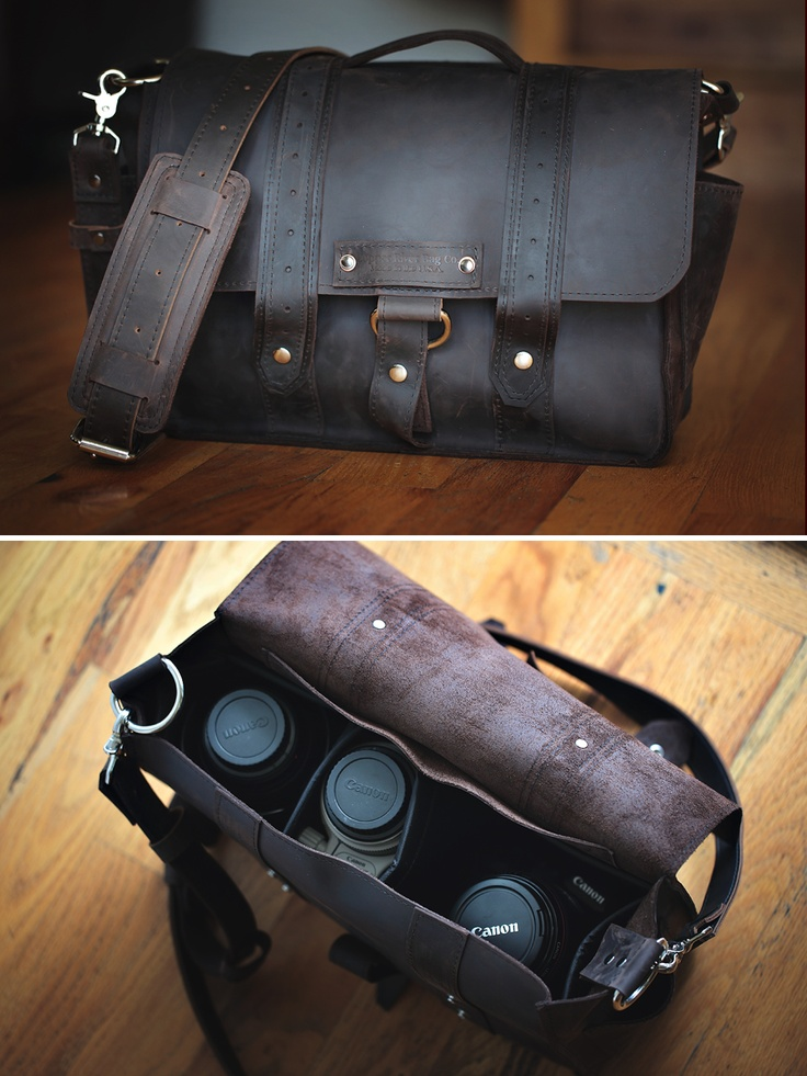 Absolut style!!! Old Schoool style!    Win this gorgeous Copper River Bag Company camera bag from Pure Photoshop Actions.  Stunning!