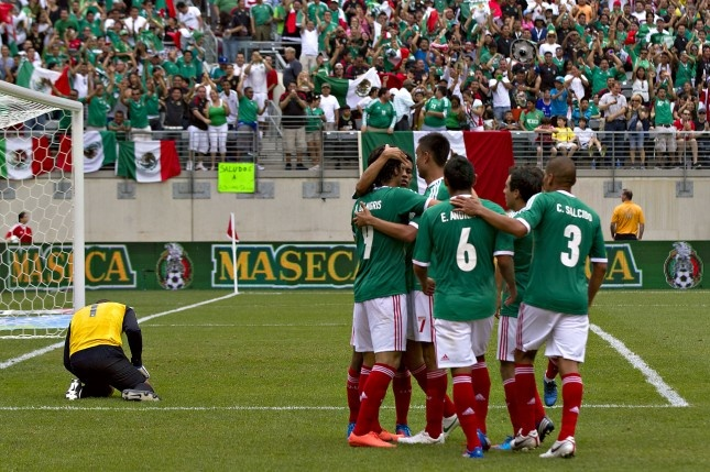 Convocatoria de jugadores de la Selección Mayor para enfrentar a Dinamarca | Selección Mexicana de Fútbol - Mi Selección
