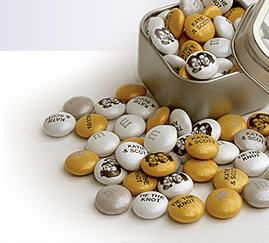 Personalized Candy Wedding Favors - The Wedding Specialists
