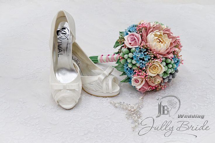 Свадебные туфли 120