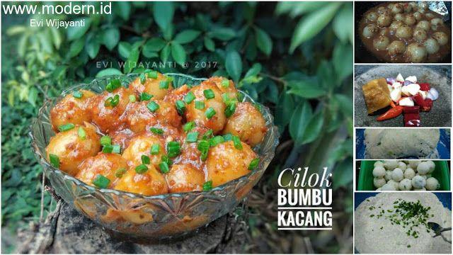 Resep Cilok Bumbu Kacang Sederhana Untuk Keluarga Tercinta Resep Resep Masakan Kacang