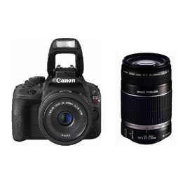 Canon® EOS Rebel SL1 with EF-S 55-250mm f/4-5.6 IS II Lens Kit