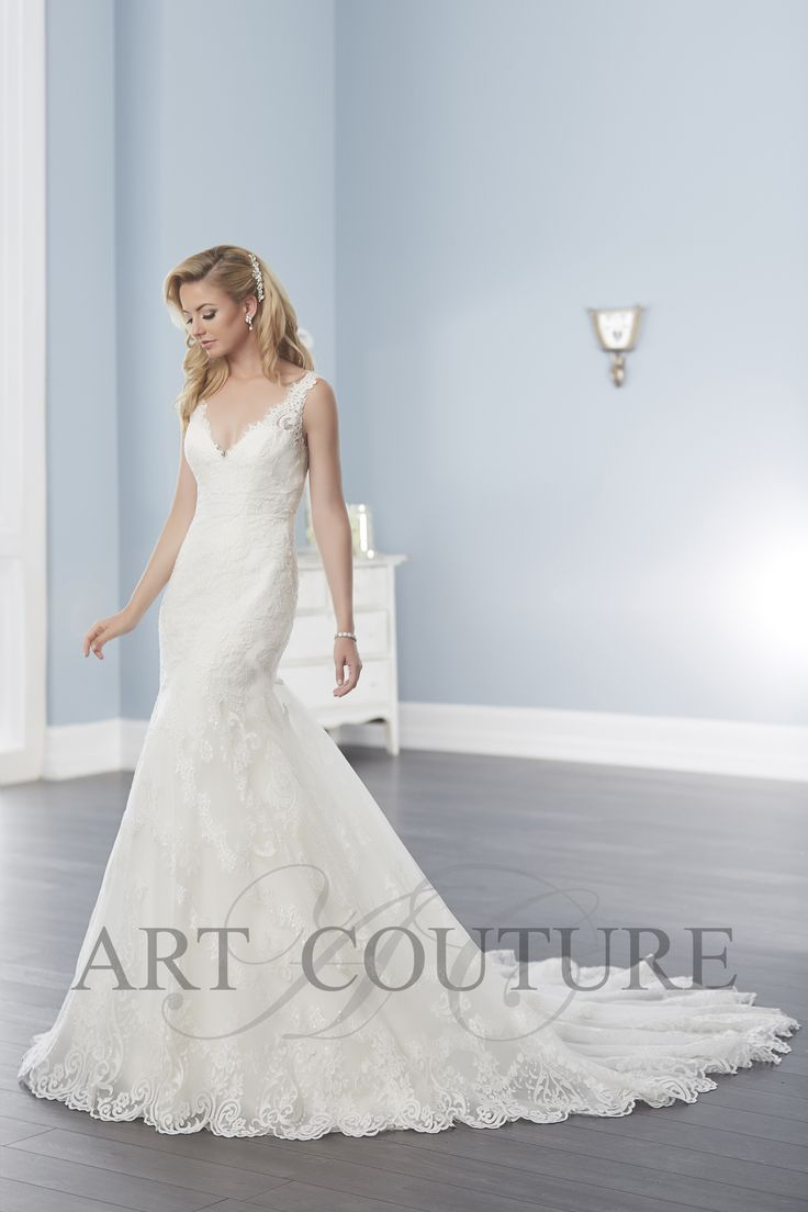 15 best Wedding Dresses ART COUTURE images on Pinterest
