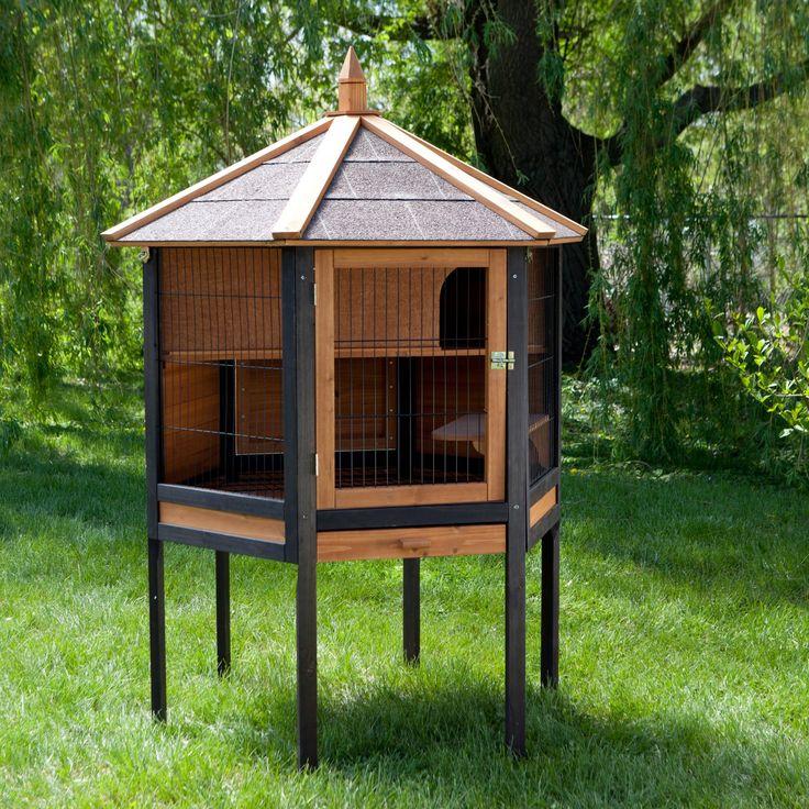 best 20 rabbit hutches ideas on pinterest. Black Bedroom Furniture Sets. Home Design Ideas