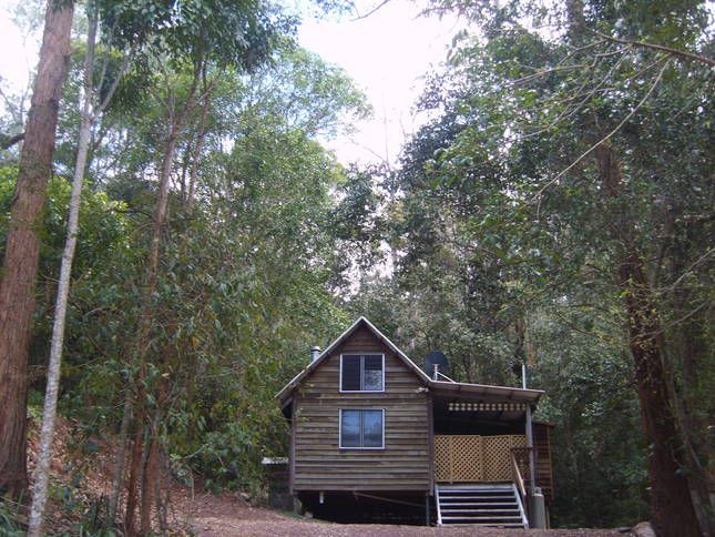 Bellbird Studio Your Romantic, a Sunshine Coast Hinterland Cabin | Stayz