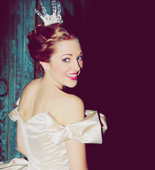 #Cinderella with Laura Osnes  - Broadway #musical by Rodgers & Hammerstein
