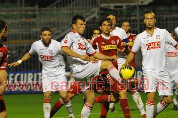 Monza-Carpi 0-1