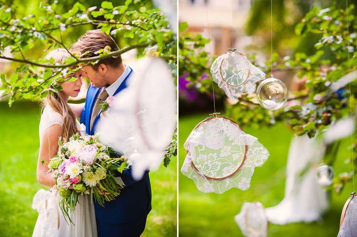 Garden of Love - inspiration for outdoor ceremony I Ogród Miłości – zaślubiny w ogrodzie   #bride #groom #palace #wedding #garden #ceremony #outdoor #peonies #weddingbouquet #weddingdress #pannamłoda #panmłody #zaślubiny #ogród #ślub #wesele #pałac #powiedztak #ido#piwonie #bukietślubny #tamborki #koronka #lace #hoops #candels #dekoracjaślubna #weddingdecor