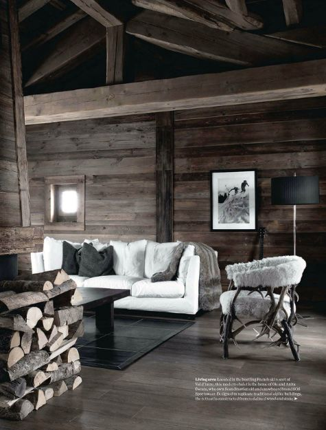 FRENCH CHALET IN VAL D' ISERE